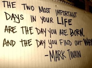 2 most important days
